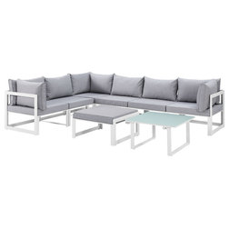 Modern Outdoor Lounge Sets by House Bound