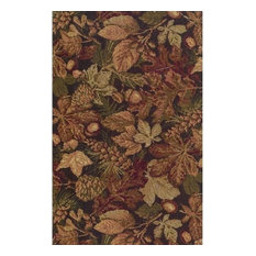 Pemberly Row Tapestry 9 And 10 Full Futon Cover Autumn