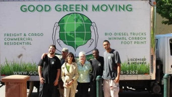 Moving Services in San Rafael