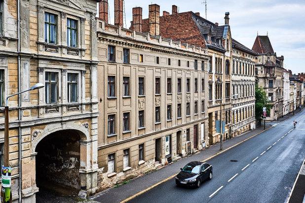 Straße in Görlitz
