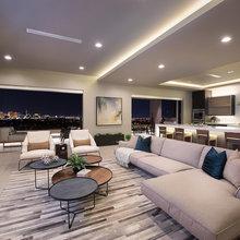 Blue Heron's Modern Desert Design in Las Vegas