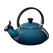 Le Creuset Marine Enamel On Steel 1.5 Quart Zen Tea Kettle