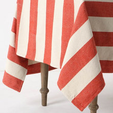 Contemporary Tablecloths by Anthropologie