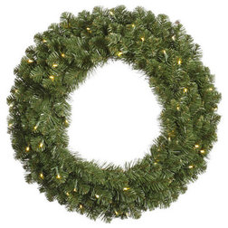 Traditional Wreaths And Garlands by Vickerman Company