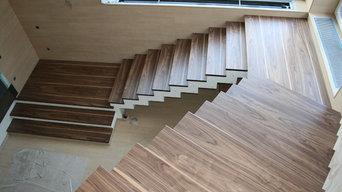 Лестница (американский орех)
