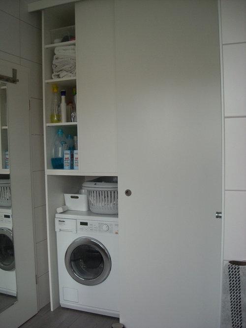 badmöbel und schrank für waschmaschine, Hause ideen