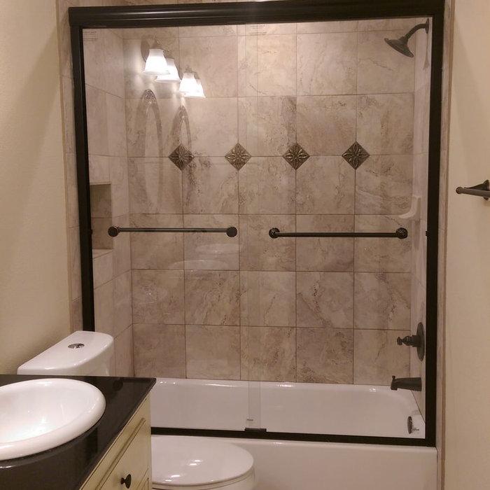 Hall Bathroom Updates