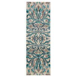 Contemporary Hall & Stair Runners by Feizy Rugs