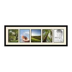 ArtToFrames Collage Photo Frame  with 5 - 8.5x11 Openings