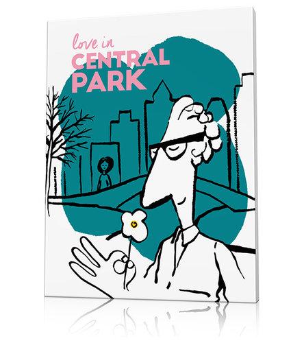 Tableau Central Park Déco New York - Imprimé et Poster