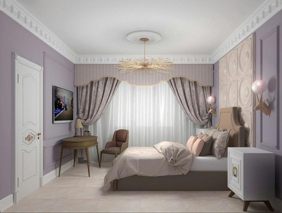 Спальня. Лесная фея
