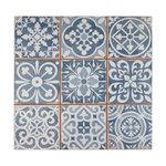 4 Quot X16 Quot Subway Backsplash Tile Ceramic Glossy White
