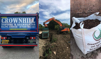 Crownhill From Topsoil and chippings to cement and sand we got it covered