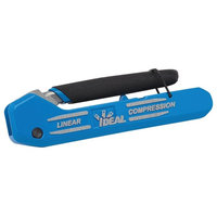 Ideal Linearx3 Compression Tool (adjustable For F And Bnc And Rca)