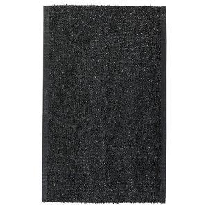 Spa Woven Floor Cloth, Graphite, 75x120 cm