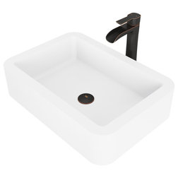 Contemporary Bathroom Sinks by VIGO Industries