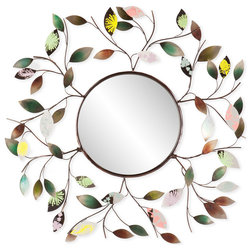 Contemporary Wall Mirrors by SEI