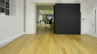 KPF Architects London Office Reception Area