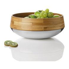Stelton - Kontra Obstschale und Salatschüssel Stelton - Servier- & Salatschüsseln