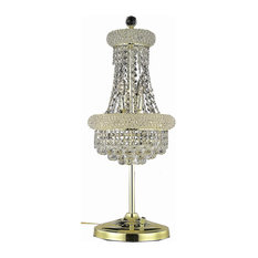 50 Most Popular Table Lamp With Crystal Dangles Table