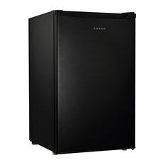 Energy Star 4.3-Cu. Ft. Single-Door Mini Refrigerator With Full-Width Chiller