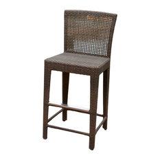 gdfstudio arizona outdoor bar stool outdoor bar stools and counter stools
