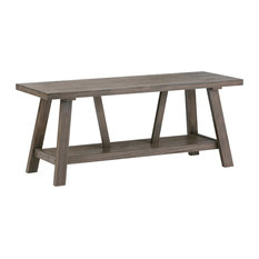 Dylan Driftwood Accent Bench