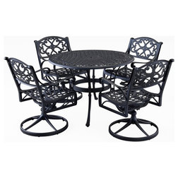 Mediterranean Outdoor Dining Sets by Home Styles Furniture