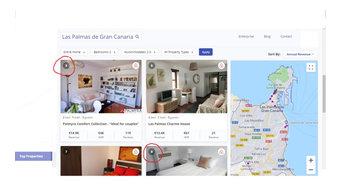 Nuestras propiedades gestionadas en el top 10 del ranking de airbnb
