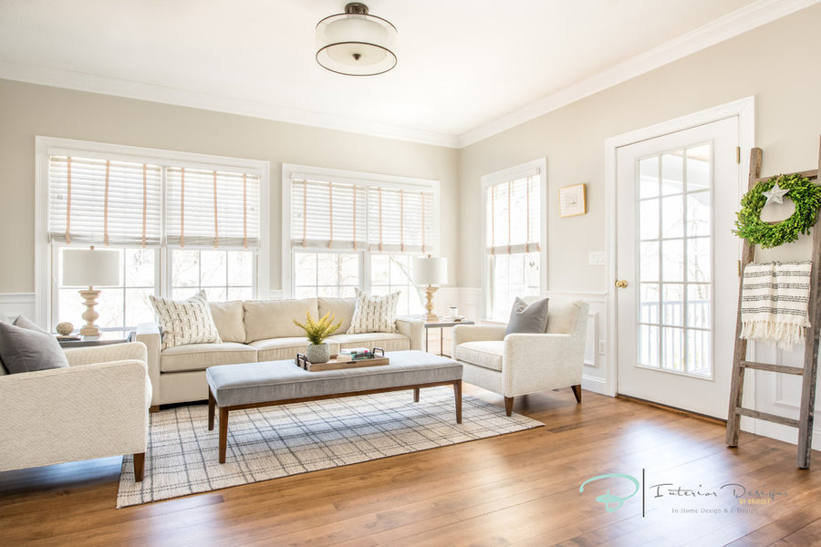Transitional Sunroom