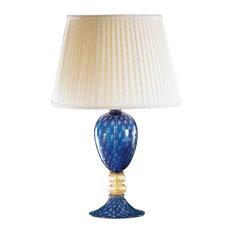 ALBERTO ZANNONI - Alberto Zannoni Murano Glass Table Lamp - Table Lamps