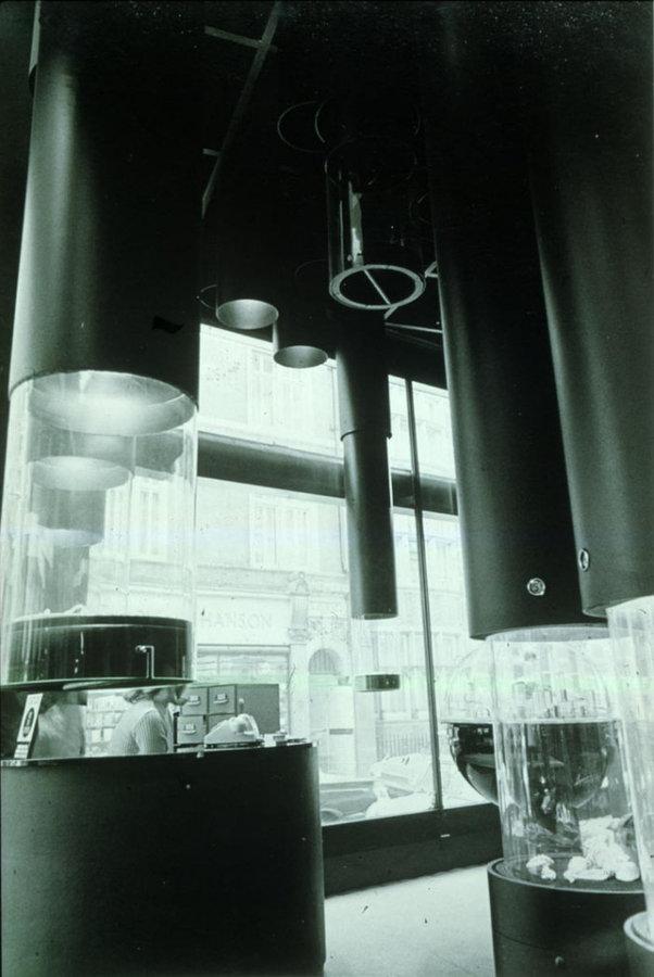 Jewellery Shop,  1968