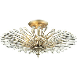 Traditional Flush-mount Ceiling Lighting by HedgeApple
