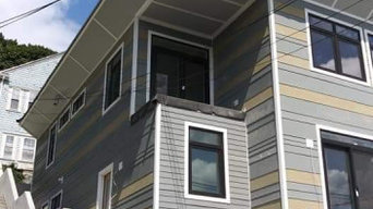 Siding removal and installation