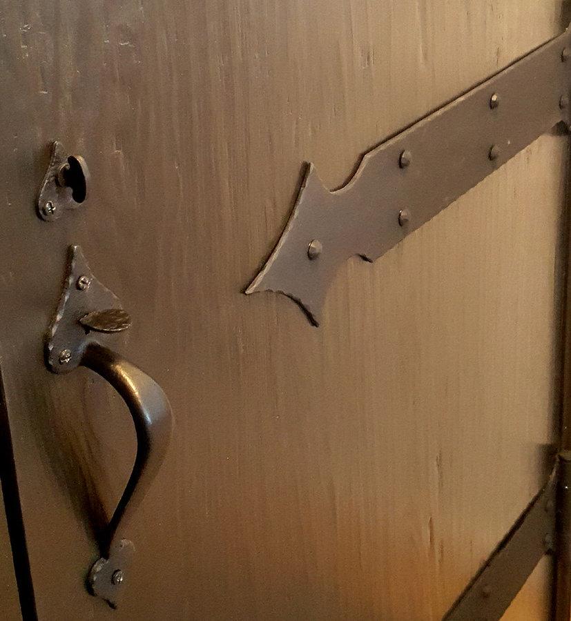 Custom Exterior Door