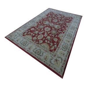 Agra Twist Rug, Red, 90x150 cm