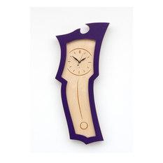 clock no3 mini small sized pendulum wall clock wall clocks