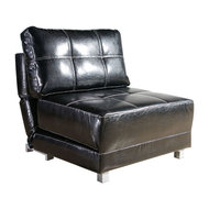 Wondrous New York Convertible Chair Bed Contemporary Sleeper Pdpeps Interior Chair Design Pdpepsorg