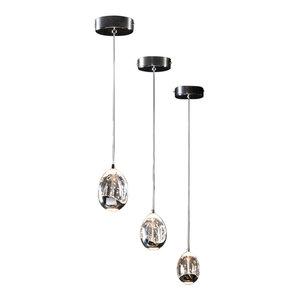 Schuller Rocio Ceiling Lamp, Chrome