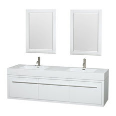 24 White Bathroom Vanity 24 inch white bathroom vanities | houzz