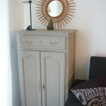 Le meuble vintage de mon grand-père