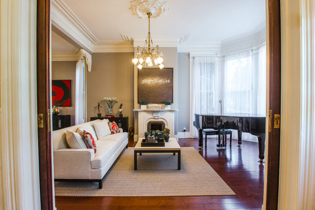 Houzz TV: Painted Lady
