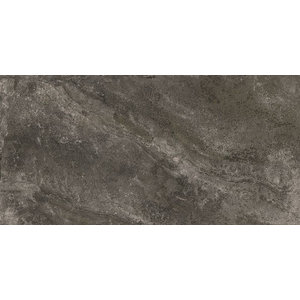 Acapulco Anthracite Tiles, Set of 4