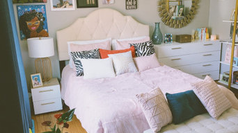 Kids Bedroom Design with Office Space