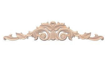 Santa-Cristina Medium Wood Carving, Maple