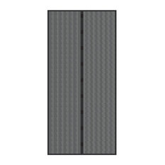 Magnetic Screen Door with Heavy Duty Magnets & Mesh Curtain by Everyday Home