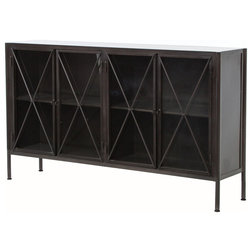 Industrial Buffets And Sideboards by The Khazana Home Austin Furniture Store