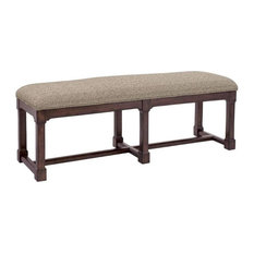 Commonwealth Bench   Upholstered Benches