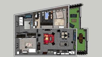 Rénovation d'un appartement - phase de conception