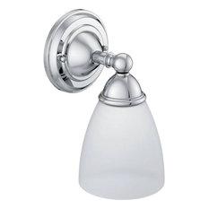 Moen Yb2261Ch Brantford Chrome Bath Lighting